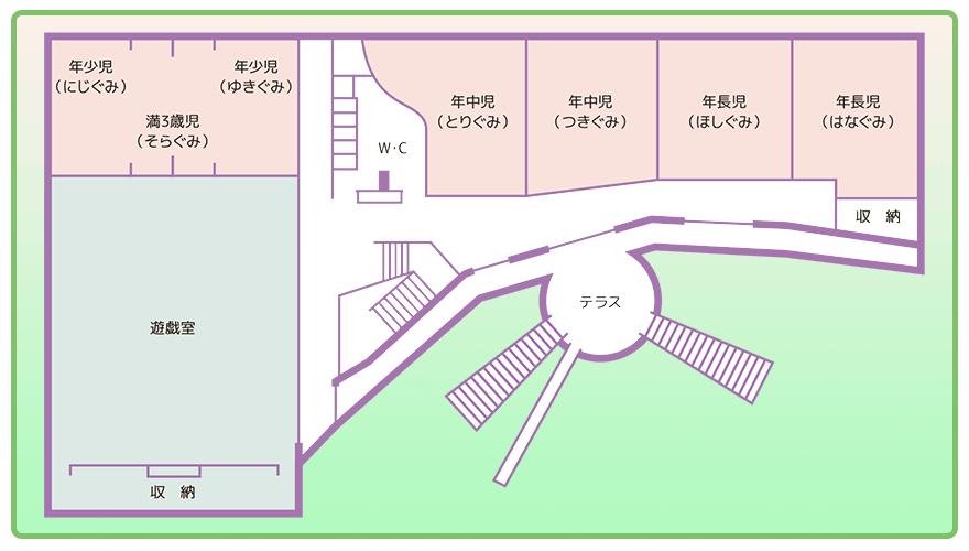 配置図 2階