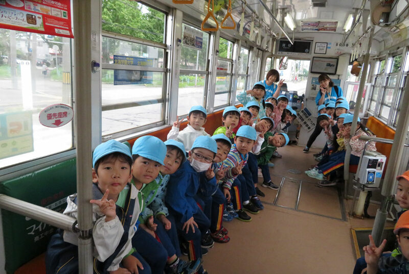 (画像)電車旅行