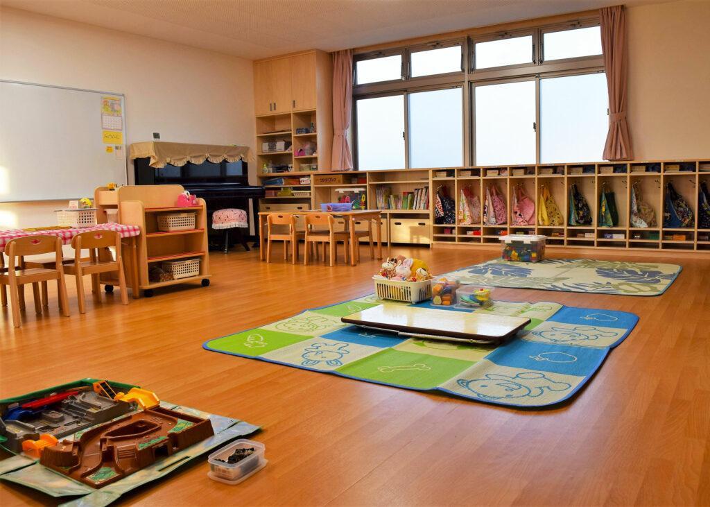 (画像)満3歳~5歳 保育室
