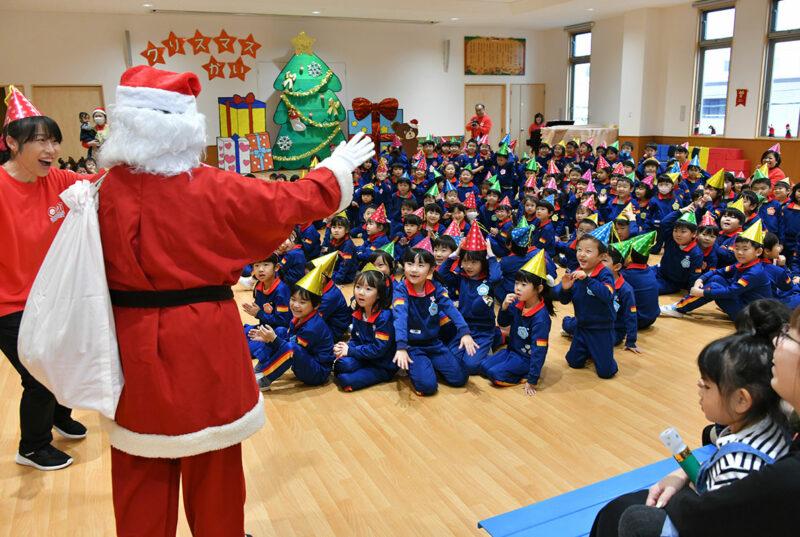 (画像)クリスマス会